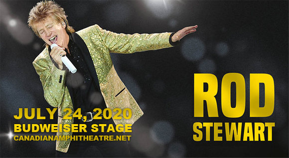 Rod Stewart & Cheap Trick [POSTPONED] at Budweiser Stage