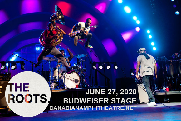 The Roots & Trombone Shorty And Orleans Avenue [CANCELLED] at Budweiser Stage
