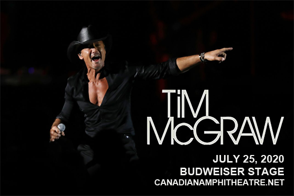 Tim McGraw [CANCELLED] at Budweiser Stage