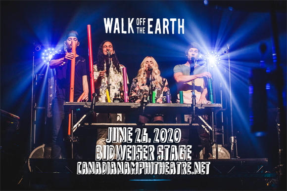 Walk Off The Earth [CANCELLED] at Budweiser Stage