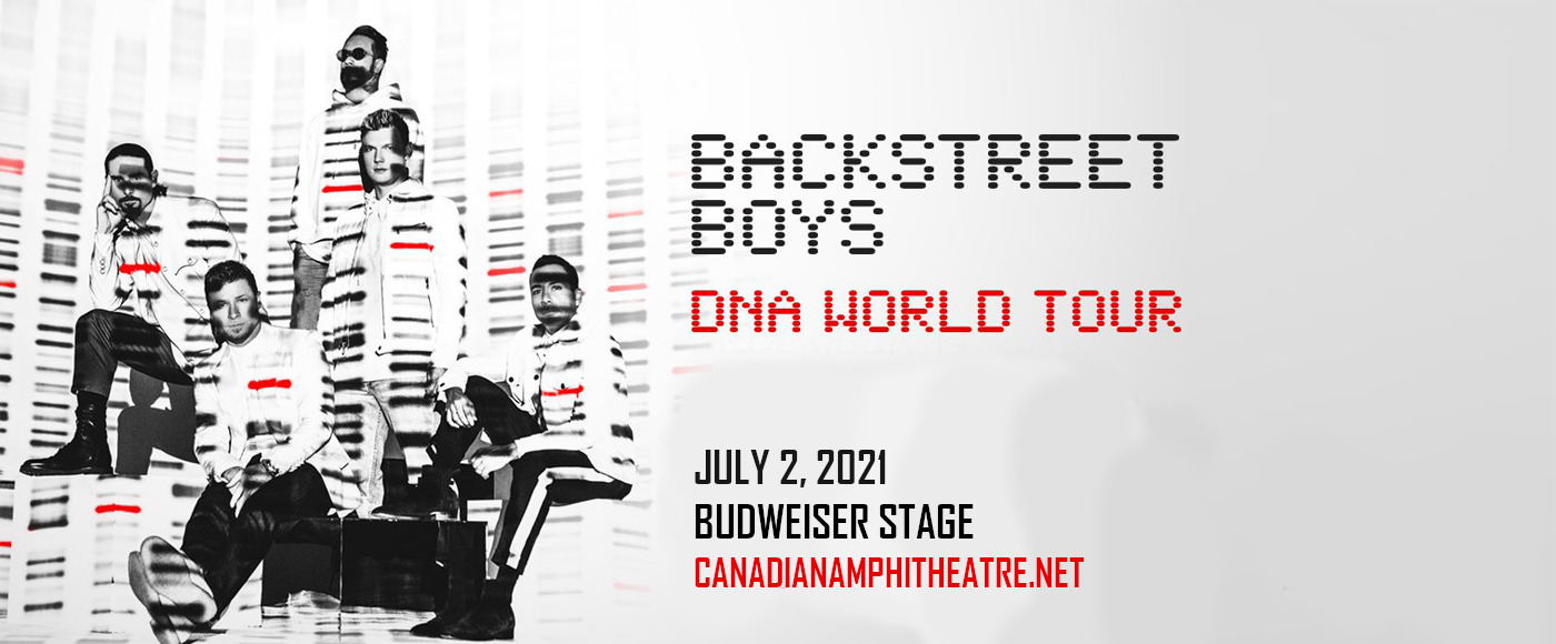 Backstreet Boys at Budweiser Stage