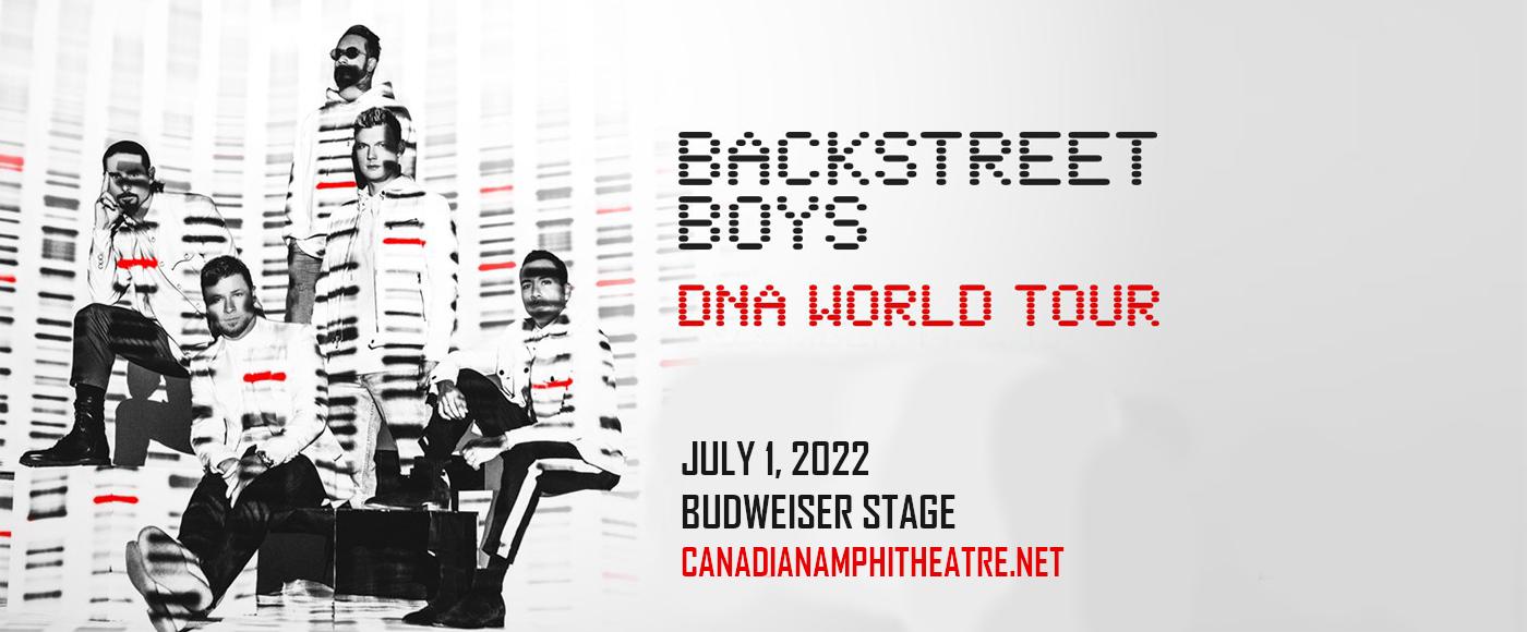 Backstreet Boys at Budweiser Stage