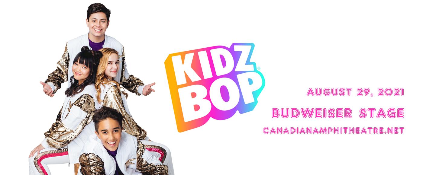Kidz Bop Live [CANCELLED] at Budweiser Stage