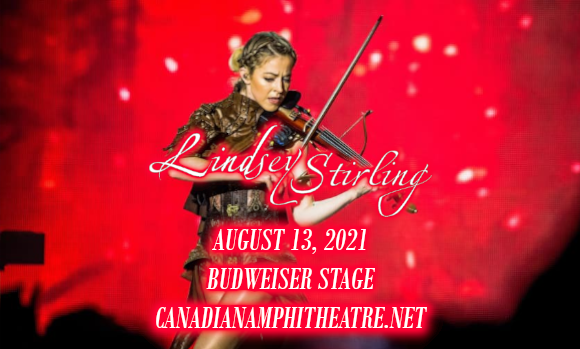 Lindsey Stirling [CANCELLED] at Budweiser Stage