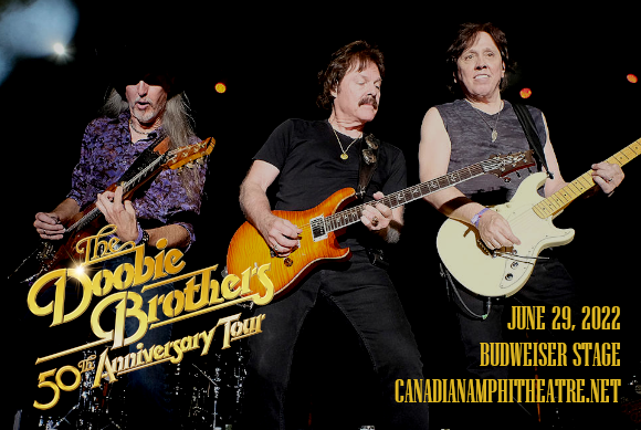 The Doobie Brothers & Michael McDonald at Budweiser Stage