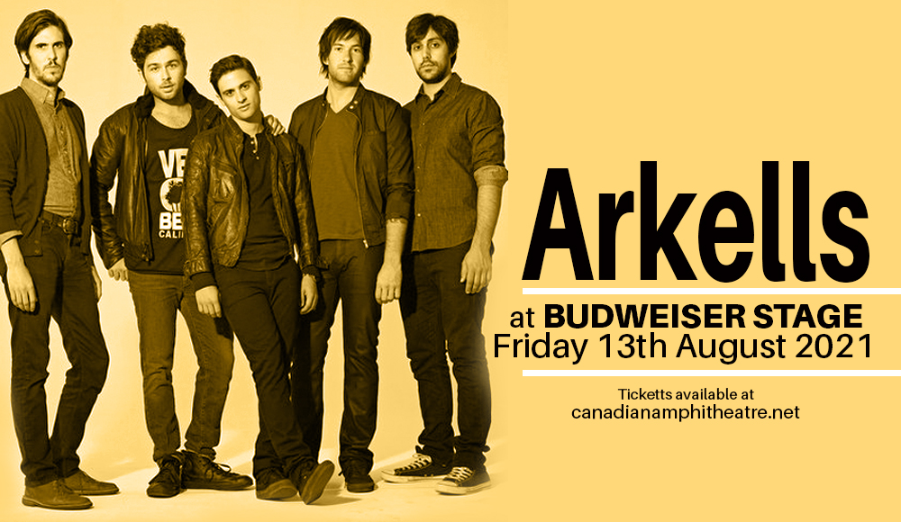 Arkells at Budweiser Stage