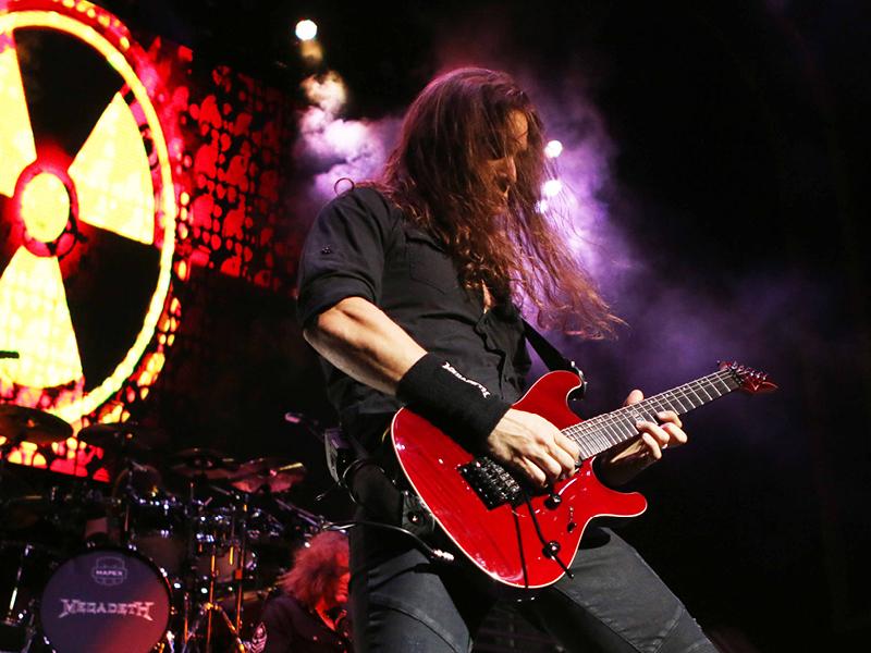 Megadeth & Lamb of God [POSTPONED] at Budweiser Stage