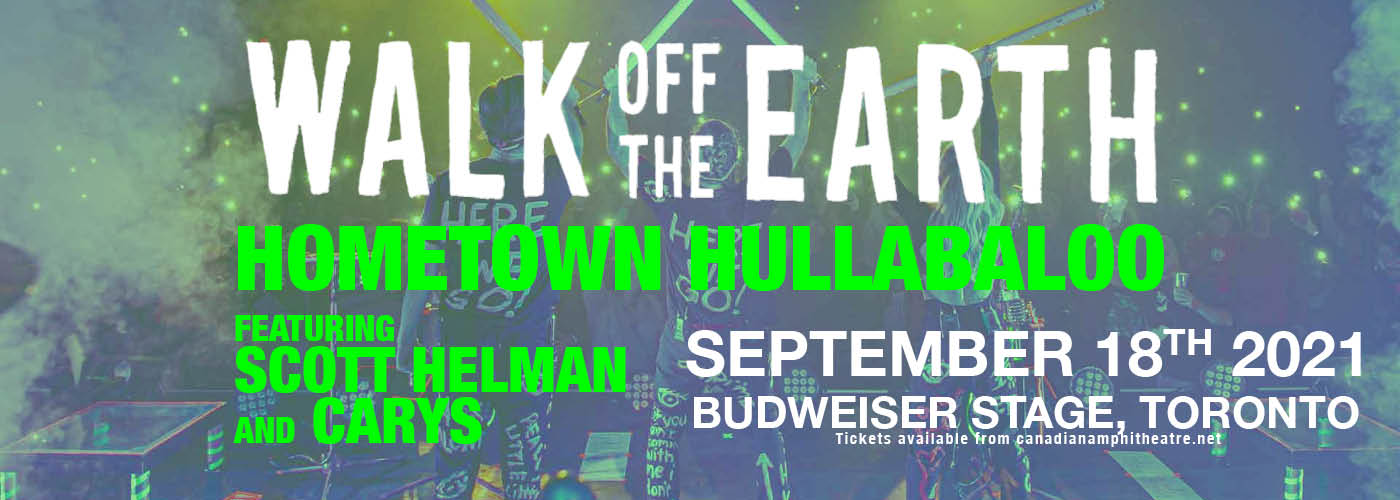 Walk Off The Earth: Hometown Hullabaloo Show at Budweiser Stage